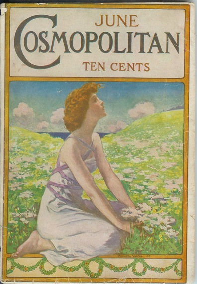 HOLDING HER DOWN. (in the June, 1907 issue of Cosmopolitan Magazine, later collected in The Road). Jack London.
