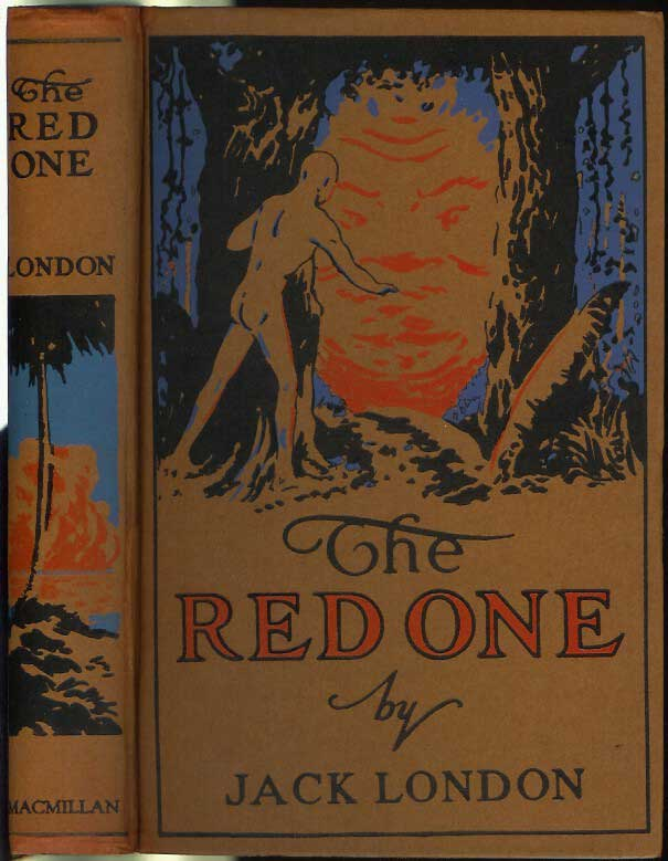 THE RED ONE. Jack London.