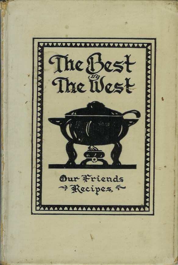 OUR FRIENDS' RECIPES. Mrs Benjamin Davidson, compilers.