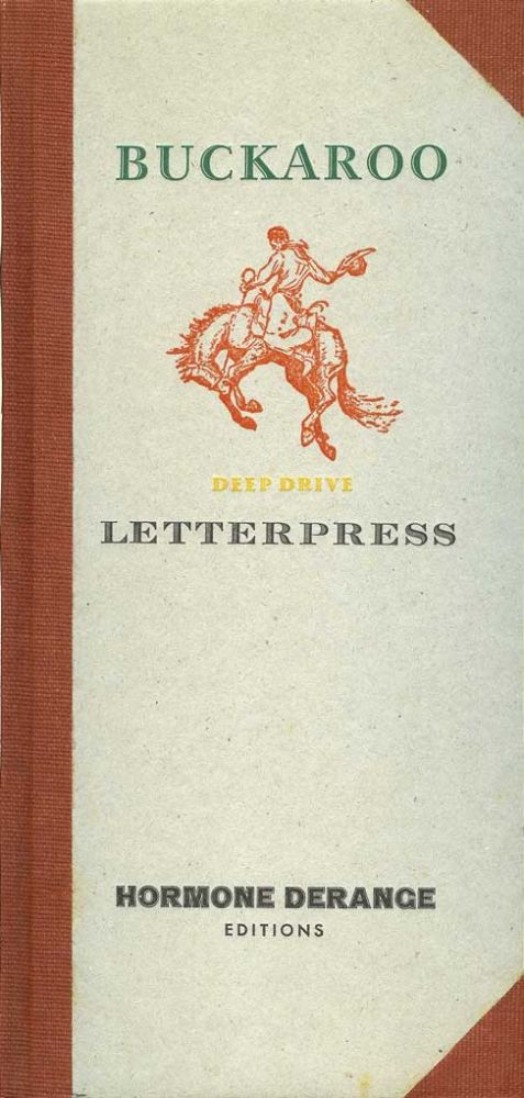 REAL LEAD: Deep Drive Letterpress Printing. Peter Koch.