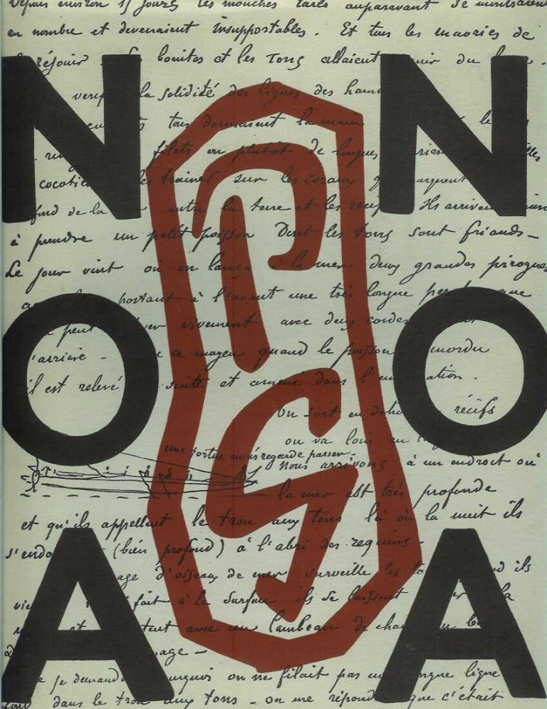 NOA NOA: Voyage to Tahiti. Paul. Translated from the original Gauguin, Jonathan Griffin., Jean Loze.