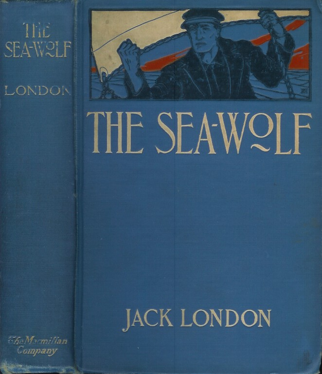 THE SEA WOLF. Jack London.