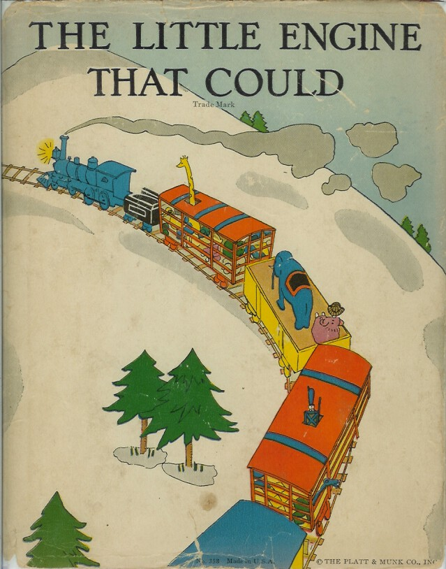 THE LITTLE ENGINE THAT COULD. Retold by Watty Piper from The Pony Engine by Mabel C. Bragg. Water Piper, Lois L. Lenski.