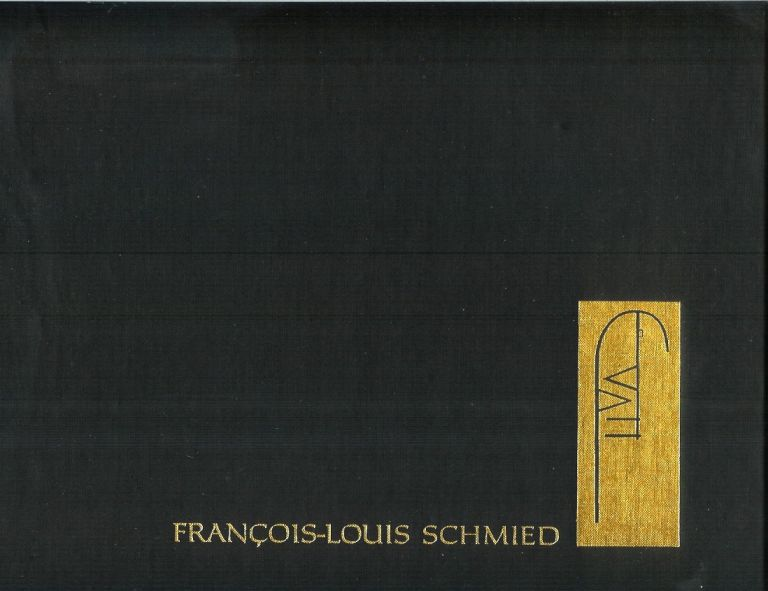 ART DECO: The Books of Francois-Louis Schmied, Artist/Engraver/Printer. With Recollections and Descriptive Commentaries on the Books. Ward Ritchie, Lawrence Clark Powell.