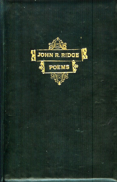 POEMS. John R. Ridge, Yellow Bird.