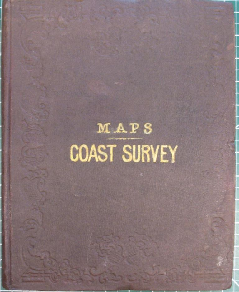 SKETCHES ACCOMPANYING THE ANNUAL REPORT OF THE SUPERINTENDENT OF THE UNITED STATES COAST SURVEY. 32nd Congress, 2d Session. Senate. Ex. Doc. No. 3. (Cover title: Maps - Coast Survey). A. D. Superintendent Bache.