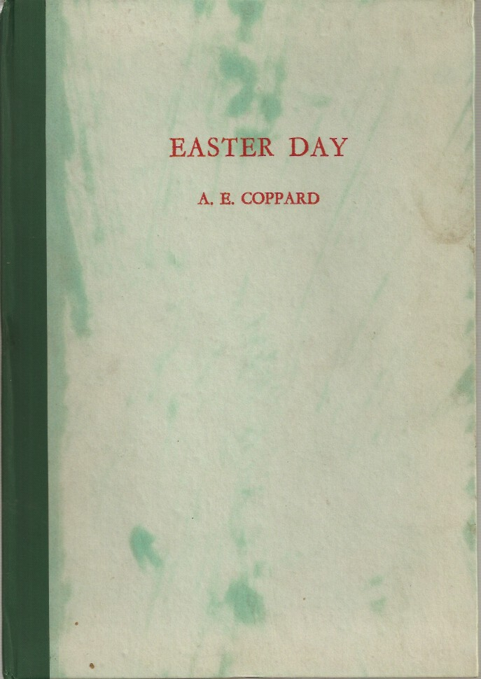 EASTER DAY. A. E. Coppard.
