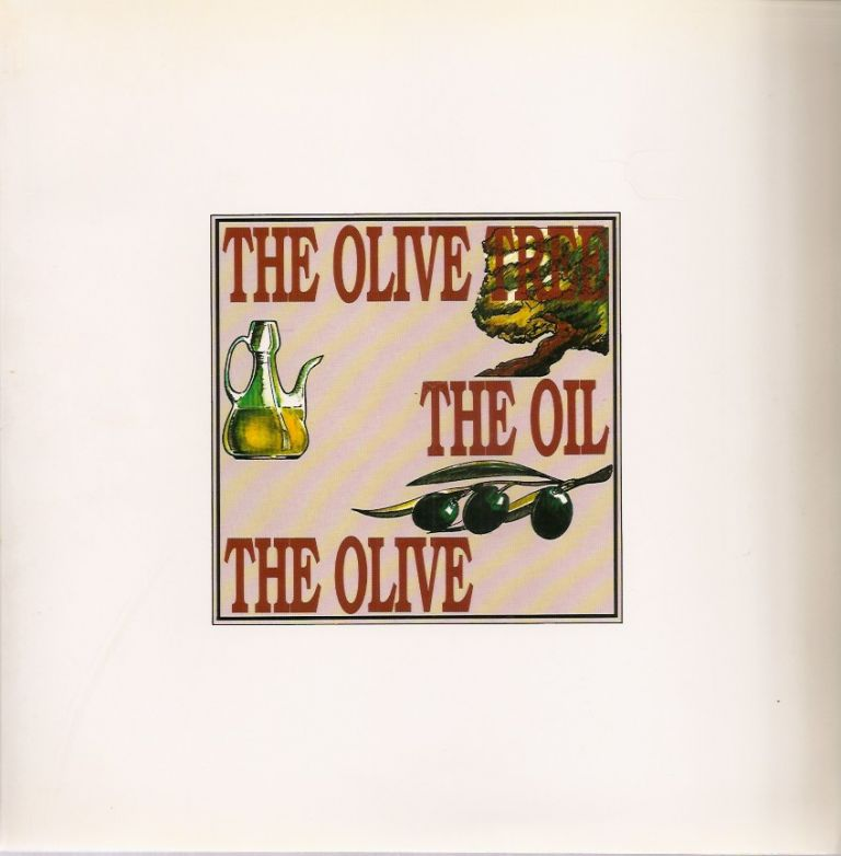 THE OLIVE TREE, THE OIL, THE OLIVE, GASTRONOMY. Luis Civantos.