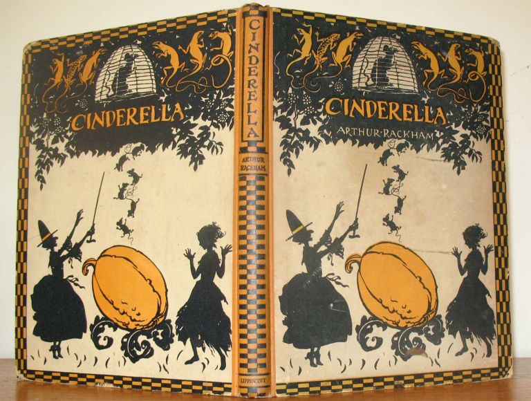 CINDERELLA: Retold by C. S. Evans and Illustrated by Arthur Rackham. C. S. Evans., Arthur Rackham.