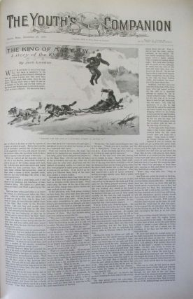 YOUTH'S COMPANION: An Illustrated Weekly Paper for Young People and the Family. Established in 1827 Volume LXXIII. - 1899. (Volume 73, Numbers 1 - 52)