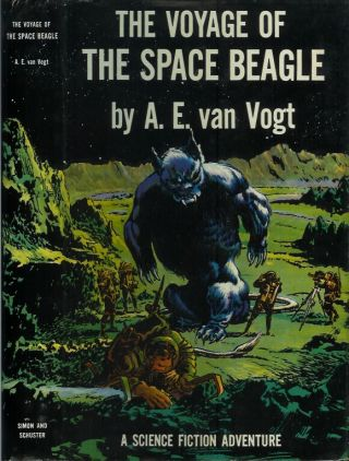 THE VOYAGE OF THE SPACE BEAGLE. A. E. Van Vogt