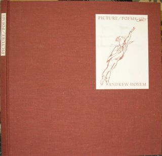 PICTURE POEMS:; An illustrated catalogue of drawings and related writings: 1961-1974, prepared by...
