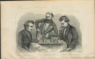 """BREVITY AND BRILLIANCY IN CHESS: A Collection of Games at this """"Royal Pastime"""" Ingeniously Contested and Ending with Scientific Problems"""