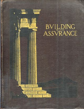 BUILDING WITH ASSURANCE. (Trade catalogue). Morgan