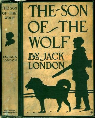 THE SON OF THE WOLF.