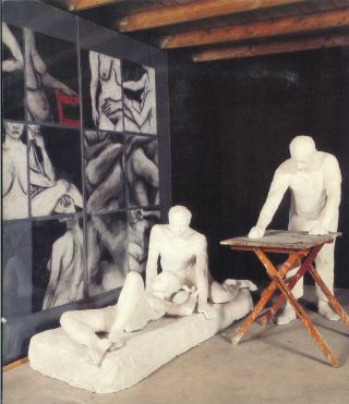 GEORGE SEGAL: Pastels, 1957-1965. An Exhibition Organized by Constance W. Glenn. The Art...