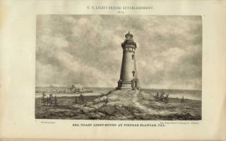 ANNUAL REPORT OF THE LIGHT-HOUSE BOARD OF THE UNITED STATES TO THE SECRETARY OF THE TREASURY for the Fiscal Year Ending June 30, 1872