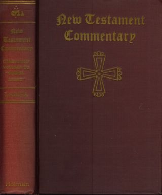 NEW TESTAMENT COMMENTARY. George M. Lamsa