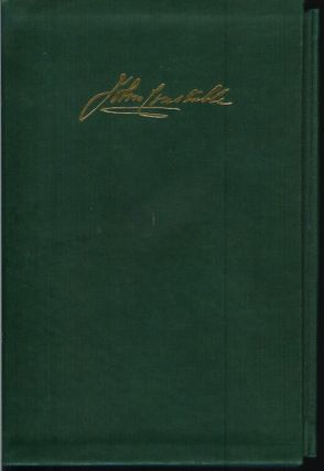 JOHN CONSTABLE'S SKETCHBOOKS OF 1813 AND 1814. Reproduced in Facsimile.