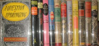 """DANCE TO THE MUSIC OF TIME"" COMPLETE IN 12 VOLUMES). A Question of Upbringing; A Buyer's Market;..."