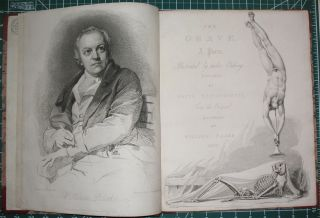THE GRAVE, a Poem: Illustrated by Twelve Etchings from Original Designs.