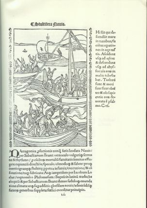 THE SHYP OF FOLYS (Ship of Fools). London 1509