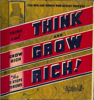 THINK AND GROW RICH: Teaching for the first time the famous Andrew Carnegie formula for...