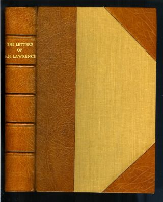 THE LETTERS OF D. H. LAWRENCE.