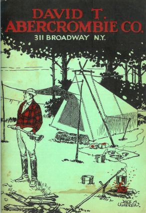 DAVID T. ABERCROMBIE CO. (cover title). Camping/Outfitting, David T. Abercrombie Co.