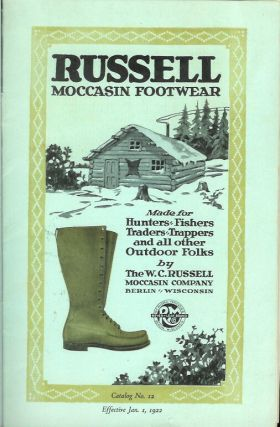 RUSSELL MOCCASIN FOOTWEAR: Made for Hunters, Fishers, Traders, Trappers and all other Outdoor...