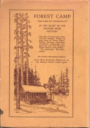 TRAILS: Devoted to Mountaineering. Published Annually by the California Alpine Club. Volume II, Number I.