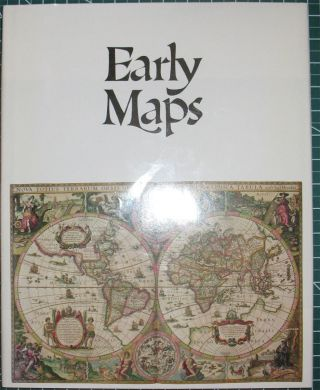 EARLY MAPS. Tony Campbell