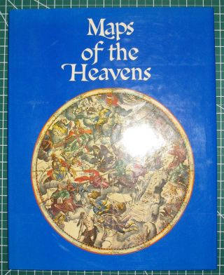 MAPS OF THE HEAVENS. George Sergeant Snyder