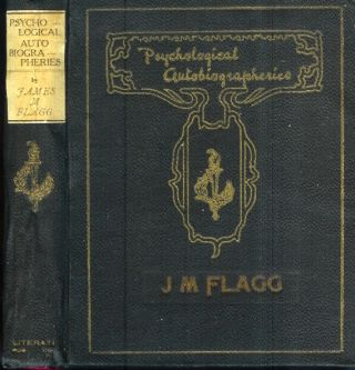 THE WORKS OF JAMES M. FLAGG. The Stylus Edition. Volume Five: Poems & Tales. Illustrated by the...
