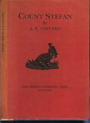 COUNT STEFAN. A. E. Coppard