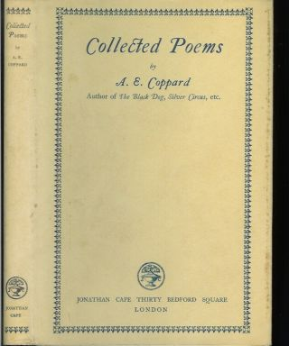 THE COLLECTED POEMS. A. E. Coppard