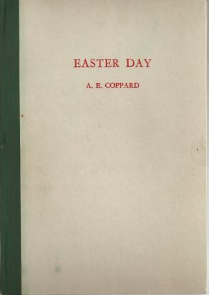 EASTER DAY. A. E. Coppard