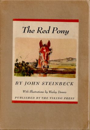 THE RED PONY.
