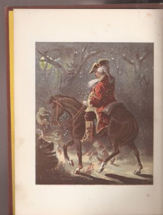BEAUTY AND THE BEAST with Original Illustrations by H.L. Stephens. Printed in Oil Colors by J. Bien.