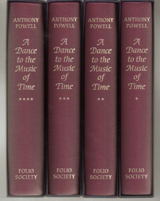 DANCE TO THE MUSIC OF TIME (12 volumes in 4). SPRING: A Question of Upbringing, A Buyer's Market,...