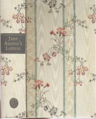 JANE AUSTEN'S LETTERS. Jane. Collected and Austen, Deirdre Le Faye