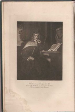 A GREAT BISHOP OF DUBLIN. WILLIAM KING, D.D., 1650-1729.