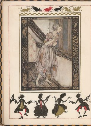 CINDERELLA: Retold by C. S. Evans and Illustrated by Arthur Rackham.
